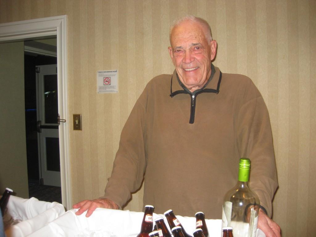 Bruce Gowdy - Friendly Bartender