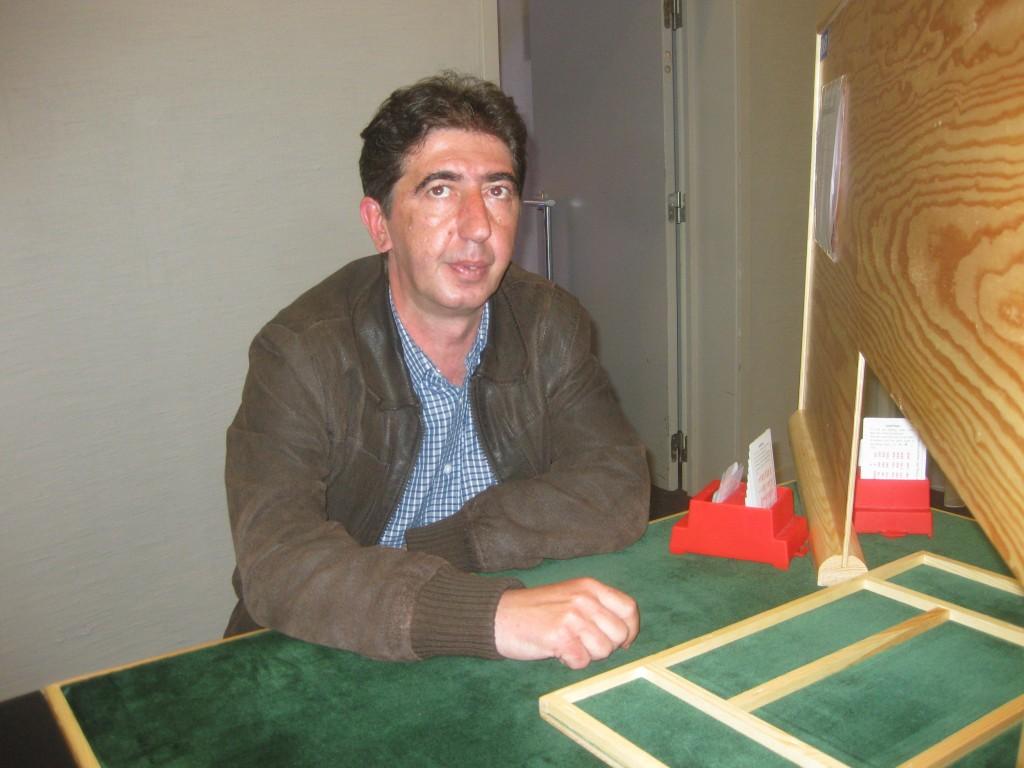 Rosen Gunev - Bulgaria.