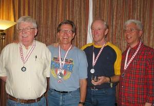 Maurice, Doran, Dave and Michael