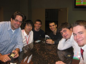 Andy Stark, Shan Huang, Malcolm McColl, Aled Iaboni, Geoff Webb, Ethan Macaulay.