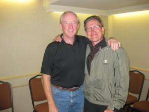 Dave Smith and Doran Flock.
