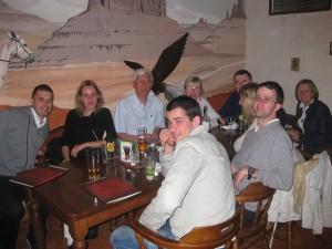 Thomas, Marie, Michael, Lotan, Pony, Yuval, Cristina, Tomasz and Barbara.